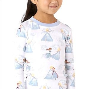 💎Pottery Barn Kid Disney Frozen Cotton Pajama Set